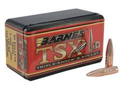 Barnes Triple-Shock X (TSX) Bullets 284 Caliber, 7mm (284 Diameter) 140 Grain Hollow Point Boat T...