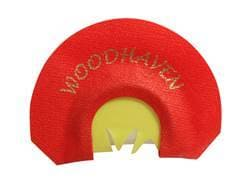 Woodhaven Raspy Red Reactor Diaphragm Turkey Call