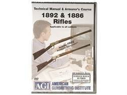 "American Gunsmithing Institute (AGI) Technical Manual & Armorer's Course Video ""Winchester 1886, ..."