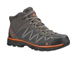 """Vasque Monolith UltraDry 5"""" Waterproof Hiking Boots Synthetic and Leather Slate Magnet and White ..."""