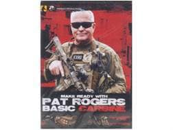 """Panteao """"Make Ready with Pat Rogers: Basic Carbine"""" DVD"""