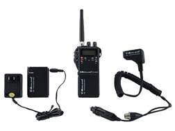 Midlands 75-822 Hand Held CB Radio 40 Channel with Auto Adapter