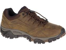 """Merrell Moab Adventure Stretch 4"""" Hiking Shoes Leather Men's"""