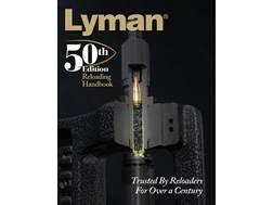 "Lyman ""Reloading Handbook: 50th Edition"" Reloading Manual"
