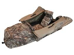Beavertail Big Gunner Layout Blind 600D Fabric Realtree Max-4 Camo