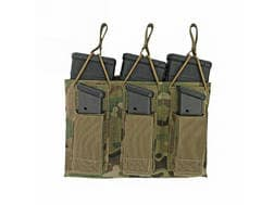 Tactical Tailor Fight Light MOLLE 5.56 Magazine Shingle Pouch 30 Round with Magna Mag Pistol Pouc...