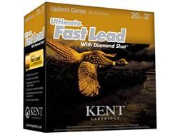 "Kent Cartridge Ultimate Fast Lead Diamond Shot Upland Ammunition 20 Gauge 3"" 1-1/4 oz #5 Shot"