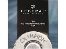 Federal Small Pistol Magnum Primers #200