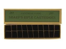 Cheyenne Pioneer Cartridge Box Sharps Rifle Chipboard Pack of 5