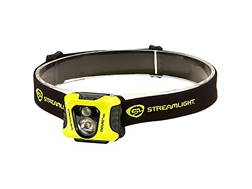Streamlight Enduro Pro Headlamp LED with 3 AAA Batteries Polymer Yellow