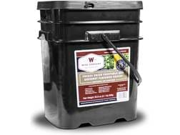 Wise Company Stocking Up 120 Serving Vegetable Supply Freeze Dried Food Bucket