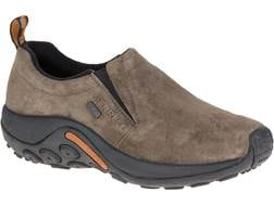 """Merrell Jungle Moc Low 4"""" Waterproof Hiking Shoes Leather/Synthetic Men's"""
