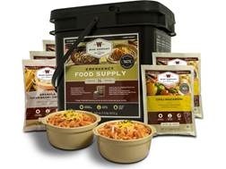 Wise Company Grab N' Go Freeze Dried Meals 56 Serving Bucket