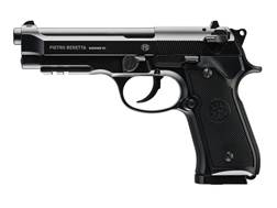 Beretta 92A1 Full Auto Blowback Air Pistol 177 Caliber BB Black