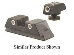 Trijicon Bright & Tough Night Sight Set Sig P225, P226, P228, P239 Steel Matte 3-Dot Tritium Green