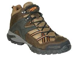 "Kenetrek Bridger Ridge High 6"" Waterproof Hiking Boots Leather and Nylon Coffee Men's"