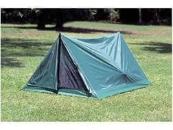 """Texsport Willowbend 2 Person A-Frame Tent 7' x 4'6"""" x 38"""" Polyester Forest Green"""