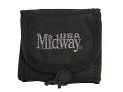 MidwayUSA 10-Round Belt Slide Folding Rifle Ammo Carrier Black