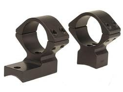 "Talley Lightweight 2-Piece Scope Mounts with Integral 1"" Rings Extended Front Remington 7 Matte"