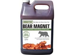 Moultrie Bear Magnet Savory Bacon Bear Attractant Liquid 1 Gallon