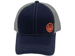 Beretta Men's Trident Logo Trucker Hat Polyester/Nylon