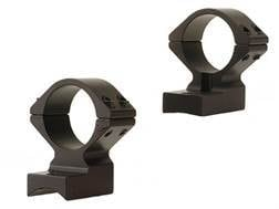 Talley Lightweight 2-Piece Scope Mounts with Integral Rings Weatherby Light Weight 6 Lug Matte