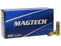 Magtech Sport Ammunition 44 Remington Magnum 240 Grain Semi-Jacketed Soft Point
