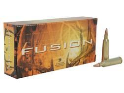 Federal Fusion Ammunition 22-250 Remington 55 Grain Spitzer Boat Tail Box of 20