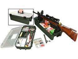 MTM Shooting Range Box Plastic Green
