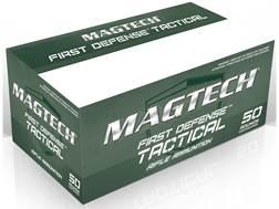 Magtech First Defense Ammunition 5.56x45mm NATO 62 Grain Full Metal Jacket