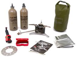 Military Surplus USMC XGK EX Small Unit Expeditionary Camping Stove Kit Grade 1