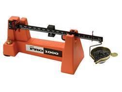 Lyman Pro 1000 Magnetic Powder Scale 1005 Grain Capacity