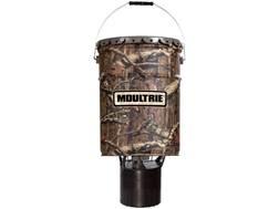 Moultrie Pro Hunter Hanging Game Feeder 6.5 Gallon Mossy Oak Break Up Infinity Camo