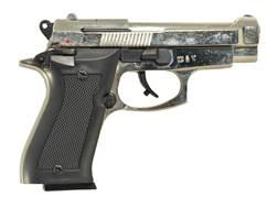 Chiappa Beretta 85 Blank Gun 9mm P.A.K. Steel