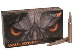 Liberty Animal Instinct Hunting Ammunition 30-06 Winchester 100 Grain Fragmenting Hollow Point Le...