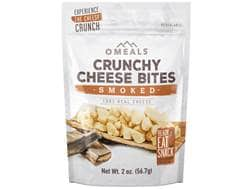 Omeals Crunchy Cheese Bites Freeze Dried Food