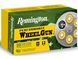 Remington Performance WheelGun Ammunition 32 S&W Long 98 Grain Lead Round Nose Box of 50