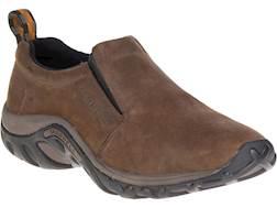 """Merrell Jungle Moc 4"""" Hiking Shoes Nubuck Leather Men's"""