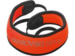 Swarovski Floating Binocular Shoulder Strap Neoprene Orange Demo