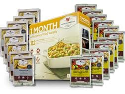 Wise Company 1 Month Emergency Food Supply Freeze Dried Food Kit
