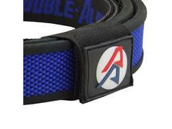 Double-Alpha Premium Belt Security Loop Nylon Black