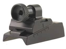 Williams WGRS-CVA Guide Receiver Peep Sight CVA Rifles with Octagon Barrel or Receiver Aluminum B...