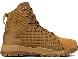 """Under Armour UA Stryker 7.75"""" Tactical Boots Leather/Synthetic Men's"""