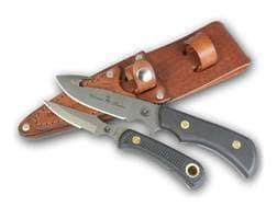 Knives of Alaska Trekker Whitetail Hunter/Cub Bear Combination Fixed Blade Knife Set D2 Tool Stee...