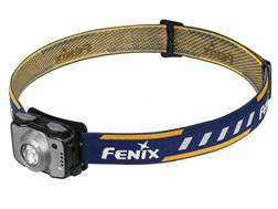 Fenix HL12R Headlamp LED with Rechargeable 1000mAh Li-Polymer Battery Polymer Gray