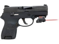 ArmaLaser GTO/FLX Series Red Laser Sight with True-Touch Activation Sig Sauer P250 Sub Compact Matte