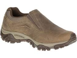 """Merrell Moab Adventure Moc Low 4"""" Hiking Shoes Leather/Synthetic Men's"""