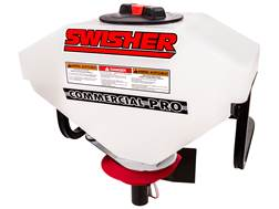 Swisher Commercial Pro ATV Spreader 15 Gallon