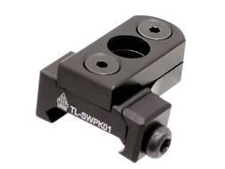 UTG Pro Rail Mount Quick Detach Sling Swivel Mount for KeyMod or 1913 Picatinny Rail AR-15 Alumin...