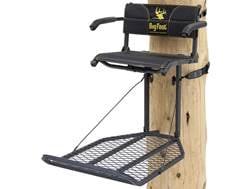 Rivers Edge Big Foot TearTuff XL Lounger Hang On Treestand Steel Black